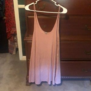 Charolette Russe dusty pink tunic size L